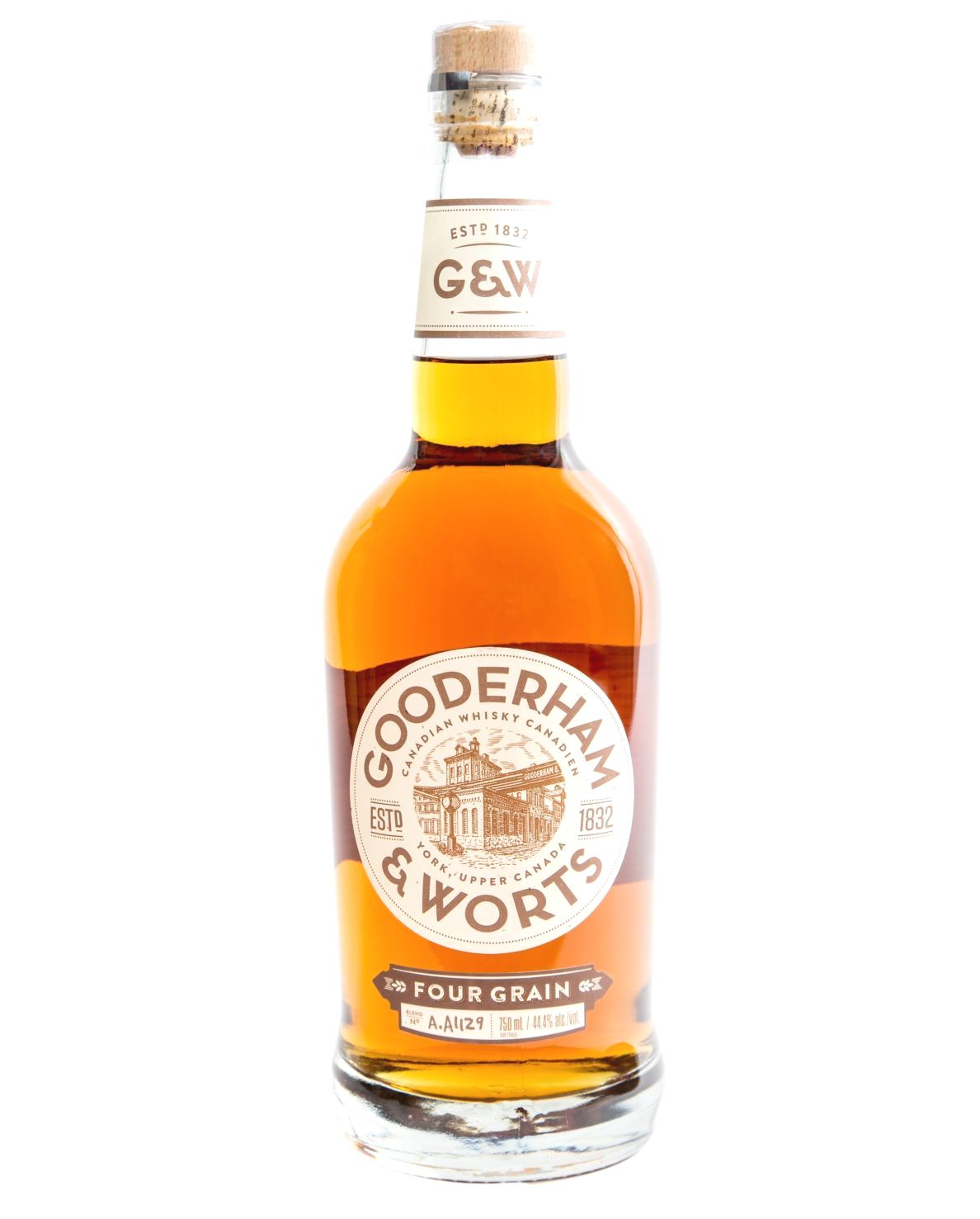 Gooderham Worts Four Grain Whiskey